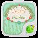 Joyful Garden Keyboard Theme by GOMO Dev Team