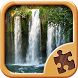 Waterfall Jigsaw Puzzles by Best Jigsaw Puzzle Games