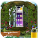 Scenery door screen lock by White Hills Apps