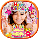 Birthday Stickers for Photos