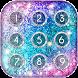 Glitter Keypad Lock Screen by MacZack Team