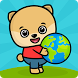Adventure game for babies by Bimi Boo Kids - Games for boys and girls LLC