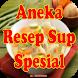 Resep Sup Ayam Spesial Nikmat