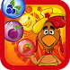 Bubble Shooter Farm Trouble by Red Tomato Games