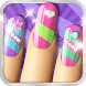 Glitter Nail Salon: Girls Game by Best Girls Dress Up Makeup and Nail Manicure Games