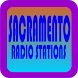 Sacramento Radio Stations by Tom Wilson Dev