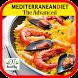 Mediterranean Diet Plan by Chelin Apps