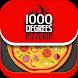 1000Degress Pizzeria by eastcoastdesign