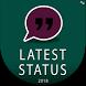 Status - 2018 by Latest Status Hub