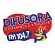 Difusora 104.7 FM - Paranaguá by Fusionweb - F.(41) 9508-7661
