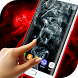 Smoke Live Wallpaper Free by 3D HD Moving Live Wallpapers Magic Touch Clocks