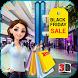Black Friday sale shopping mall cashier ATM machin by Appatrix Games