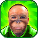 Monkey Face Camera - Funny Animal Photo Editor by New Creative Apps for Adults and Kids