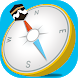 Qibla Finder & Prayer Times by Al kalam