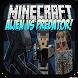MCPE alien vs predator guide by customedev