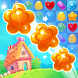 Candy Rush - Sweets House / match-3 game free