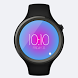 Radial Gradients Watch Face by Marco Uberti