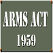 THE ARMS ACT 1959 by Rachit Technology