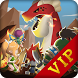 Dragon Warriors : VIP by TheOne Games