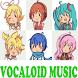 Vocaloid Music by Jonnyphan