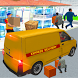 postman delivery truck driver by Loft Games