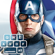 Captain America: TWS Keyboard by Cellfish Studios