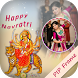 GUJJU Navratri Photo Frame by Camera Photo Editors