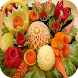 Fruit and Vegetable Carving by Bagosoi