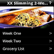 XX Slimming 2 Week Diet by vsystems
