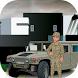 3D San Army Car Driver
