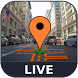 Live Map and street View - Satellite Navigation by EBrainSol