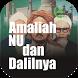 Amaliyah NU dan Dalilnya by Moslem Way