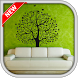 DIY Tree wall murals by AntMedia