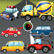 Puzzle for Toddlers Cars Truck by BATOKI - Best Apps for Toddlers and Kids