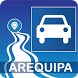 Mapa vial de Arequipa - Perú by DePeru.com