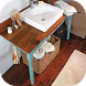 DIY Bathroom Vanity by afenheim