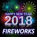 New Year 2018 Fireworks by Elite Saga
