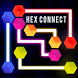Connect Hex puzzle:Doodle Line by EvilFox Games