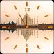 Tajmahel Clock Live Wallpaper by QuickPopApps