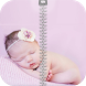 Cute Newborn Zipper Screen by ysfandroman