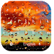 Water Drop Keyboard Free by live wallpaper collection