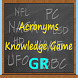 Acronyms - Knowledge Game (GR)