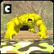 Super Hero Army Training