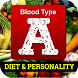 Best Blood Type A: Food Diet & Personality by cylonblast