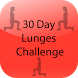 30 Day Lunges Challenge by S S Apps