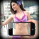 Girl body scanner simulator by Festival Apps Studio
