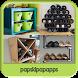 DIY Shoe Storage Ideas by Papskipap Apps
