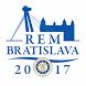 REM Bratislava 2017 official by Inviton, s.r.o.
