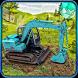 Sand Excavator Crane - City Expansion Simulator by Minja Studio
