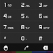 Anna Dark Theme for exDialer by Vavilya Corporation